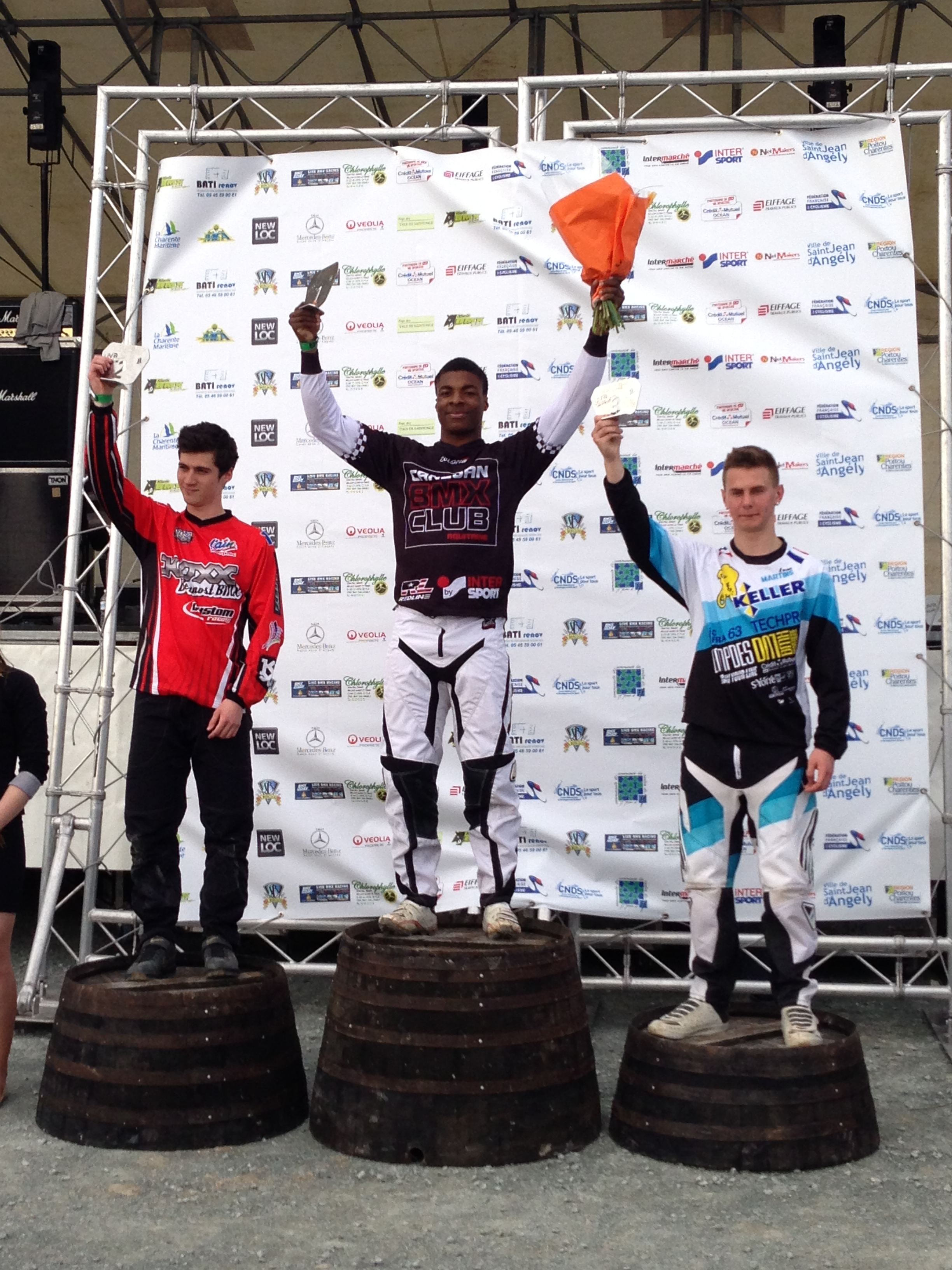 podium evan st jean
