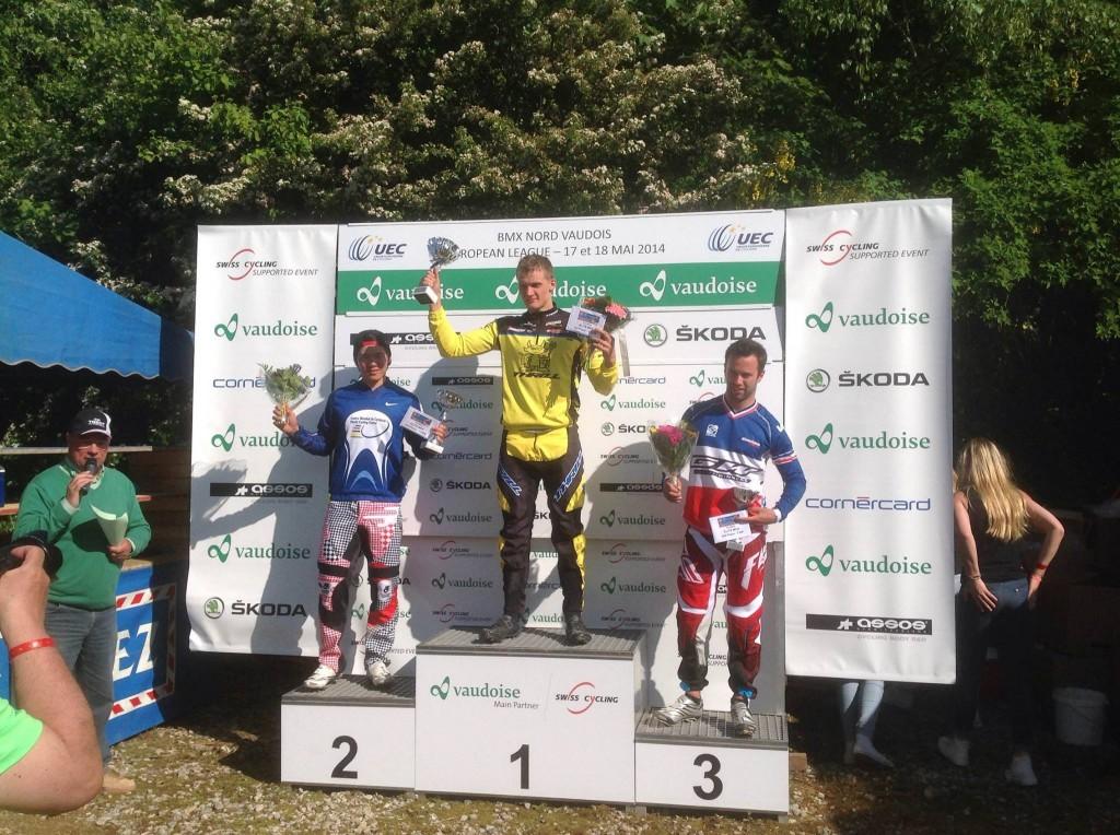 podium edzus grandson